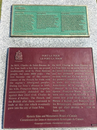 Plaques - Federal & Provincial Recognition